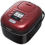 パナソニック 3合 炊飯器 圧力IH式 おどり炊き Jコンセプト 豊穣ブラック SR-JX057-K