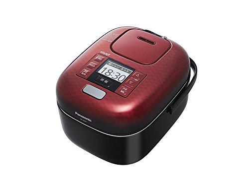 パナソニック 3合 炊飯器 圧力IH式 おどり炊き Jコンセプト 豊穣ブラック SR-JX057-K   B0743F8FTC