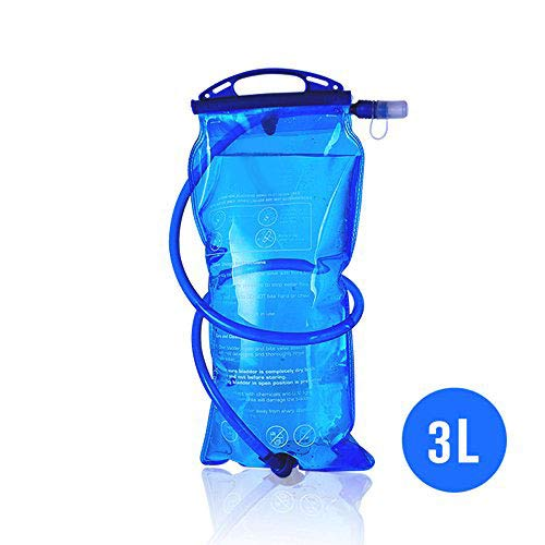 Hydration Bladder Bag, 1.5L / 2L / 3L Cycling Hydration Backpack Water Bag for Sports Hiking Camping Climbing Hiking…