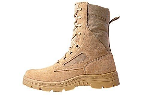 Desert Dura Men's Boot Multicolor Zipper Work Max Footwear Ridge TqI7Ex