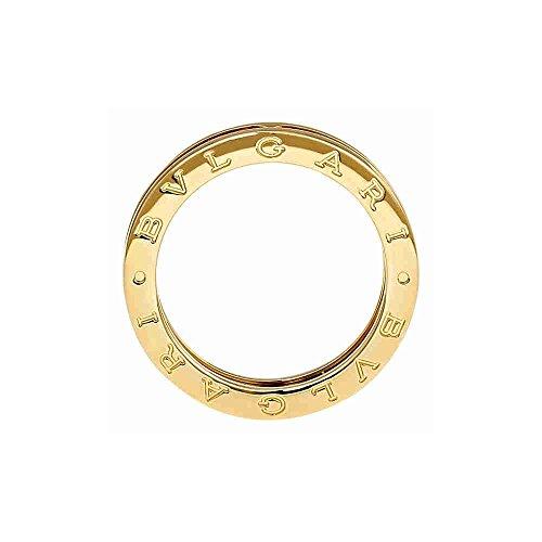 Bvlgari B.Zero1 18k Yellow Gold 1-Band Ring AN852260