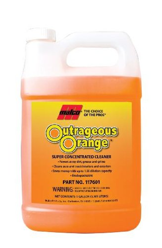 Malco Outrageous Orange All Purpose Cleaner Gallon - 2PACK