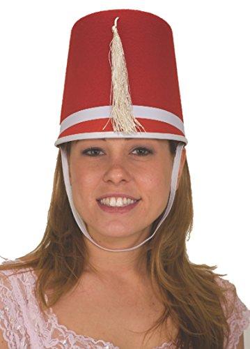 Childrens Drum Major Costume (Jacobson Hat Company Child's Felt Drum Major Hat)