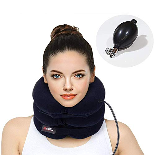 HOKI Cervical Neck Traction Device:– Effective and Instant Relief for Chronic Neck and Shoulder...