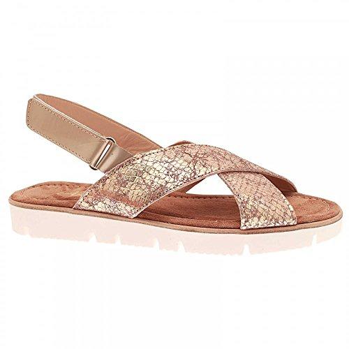 Animal - Sandalias de vestir para mujer marrón Bronze saa6gHM4j9