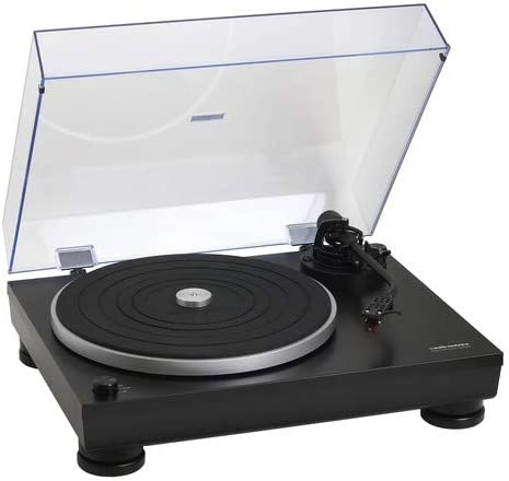 Audio-Technica ATLP5 AT-LP5 Direct-Drive Turntable