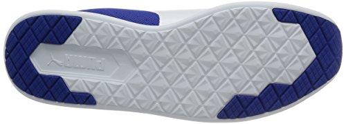 Puma Unisex St Trainer Evo Slip-On Surf The Web and White Sneakers - 6 UK/India (39 EU)