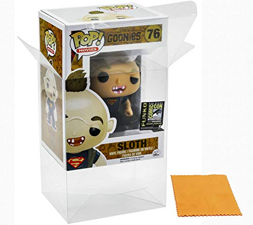 ATV Store Premium Funko Pop Protectors Vinyl Display Box Cases 4 (PACK OF 10) 0 45 MM EXTRA THICKNESS (FIGURE NOT INCLUDED)