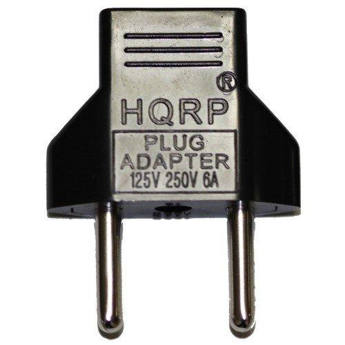 HQRP AC Adapter for Epson TM-U220 TM-U230 TM-U295 TM-U325D TM-U325PD TM-U675 TM-U590 Printer POS Terminal Power Supply Cord + Euro Plug Adapter by HQRP (Image #2)