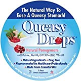 Queasy Drops,Natural Pomegranate 21 Ct From Three Lollies