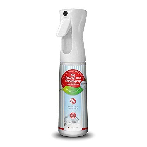 Mühldorfer Bio-Schweif- und Mähnenspray, 300 ml (Pflegemittel für Pferde)