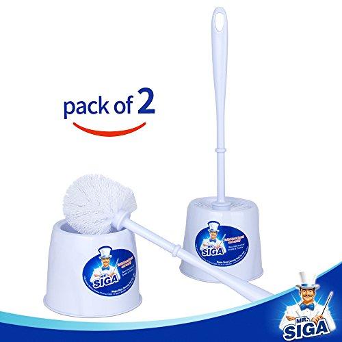 Review MR. SIGA Toilet Bowl
