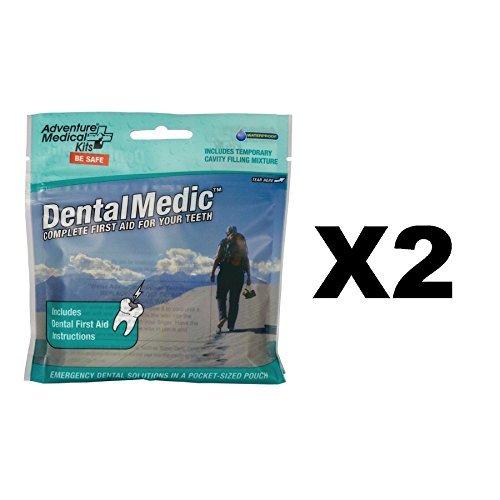 Adventure Medical Kits Dental Medic Kit (2 Pack)
