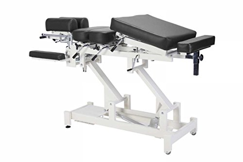 - Everyway4all CA130 CHIROMA-8-Section Chiropractic Table 2 side UAD BARS 1 Motor