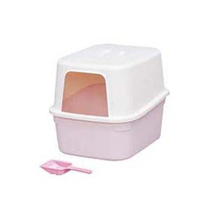 Caja de arena para gatos, Bandeja de arena para gatos para mascotas Caja de inodoros