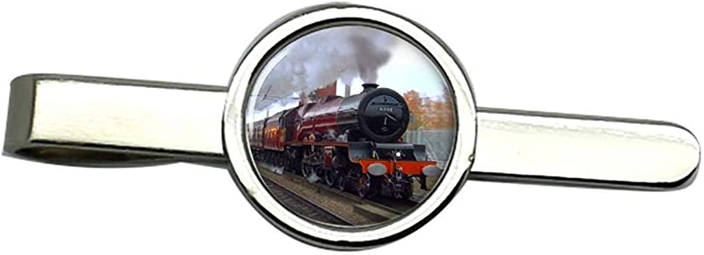 Giftshop UK LMS Princesa Elizabeth Steam Tren Corbata Broche ...