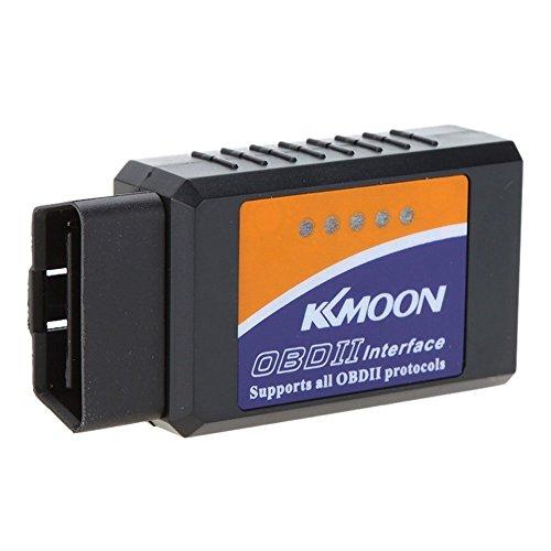 KKmoon OBDII Esc%C3%A1ner diagn%C3%B3stico Adaptador product image