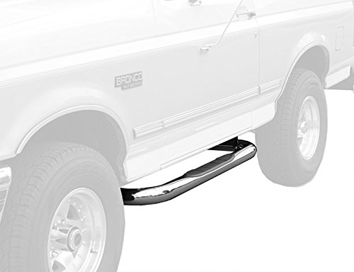 - Tyger Custom Fit 80-96 Bronco (Full Size)/F-Series Regular Cab Stainless Steel 3