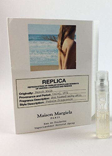 Maison Martin Margiela Replica Beach Walk Eau de Parfum for Women .04 Fl. oz. - Martin Maison