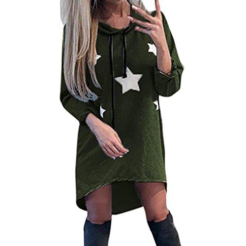 Hunter Green Womens Cardigan - 7