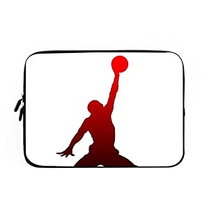 Laptop Sleeve case cover 15/15.6 Inch,Notebook/MacBook Pro/MacBook Air Laptop Basketball Laptop Sleeve