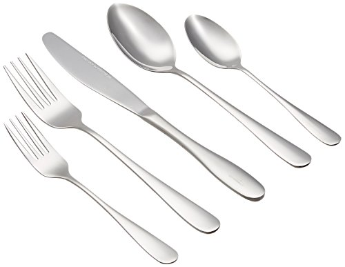 Francois et Mimi 18 / 10 Heavy Duty Stainless Steel 20 Piece Flatware Set, Service for 4