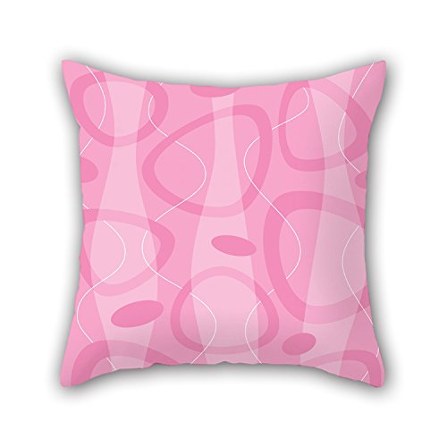 PILLO 16 X 16 Inches / 40 By 40 Cm Geometry Throw Pillow Covers,two Sides Is Fit For Son,boys,play Room,living Room,monther,indoor