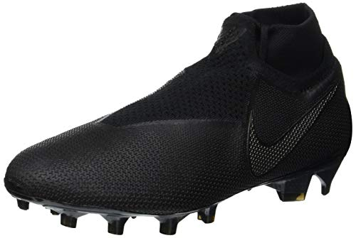 FG Obra Black Black Mixte Noir Nike 001 Football DF Elite Chaussures 3 de Adulte RadqIT