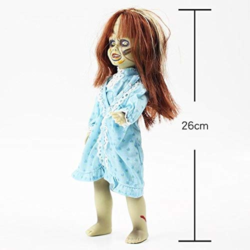 26Cm The Exorcist Living Dead Dolls Scary