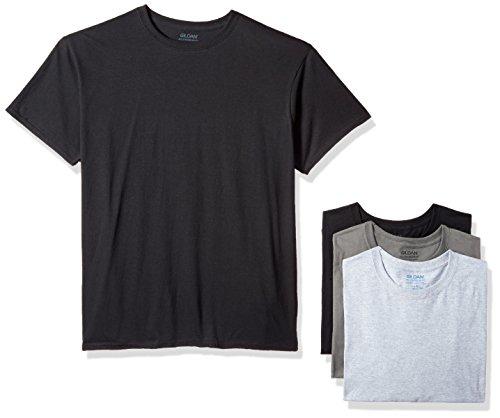 Gildan Men's Assorted Crew T-Shirt Multipack 17