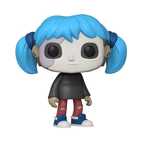 Funko- Pop Games Sally Face Figura Coleccionable, Multicolor (47932)