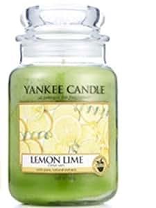 Yankee Candle Lemon Lime Large Jar Candle