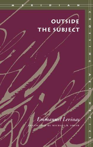 Outside the Subject (Meridian: Crossing Aesthetics)