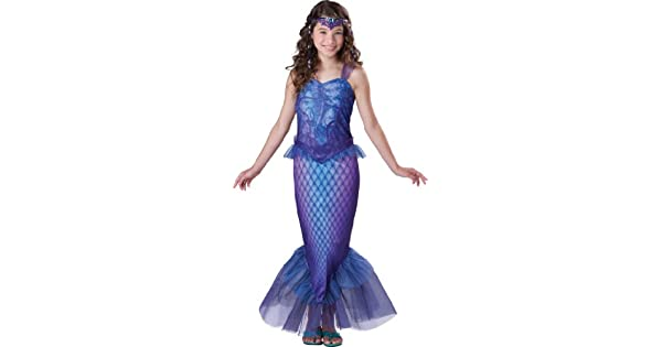 Amazon.com: InCharacter Costumes. Disfraz de sirena ...