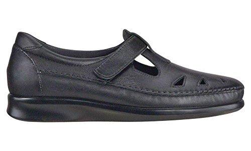 SAS Women's, Roamer Slip on Shoe Black 7 M