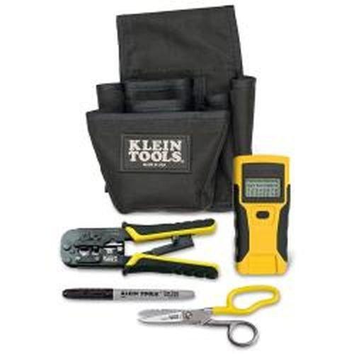Klein Tools VDV026-812 LAN Installer Starter Kit, Modular