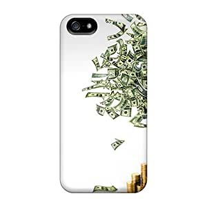 Snap-on Case Designed For Iphone 5/5s- Money Tree