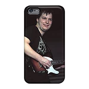 Shock Absorbent Hard Cell-phone Case For Apple Iphone 6 Plus (Xfn1571XjAV) Allow Personal Design High Resolution A Canorous Quintet Band Image