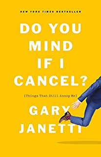 Book Cover: Do You Mind If I Cancel?:
