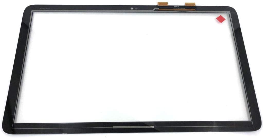 "HUAHAI 15.6"" Touchscreen Glass Digitizer for HP Pavillion X360 15T W1000 15-ab"