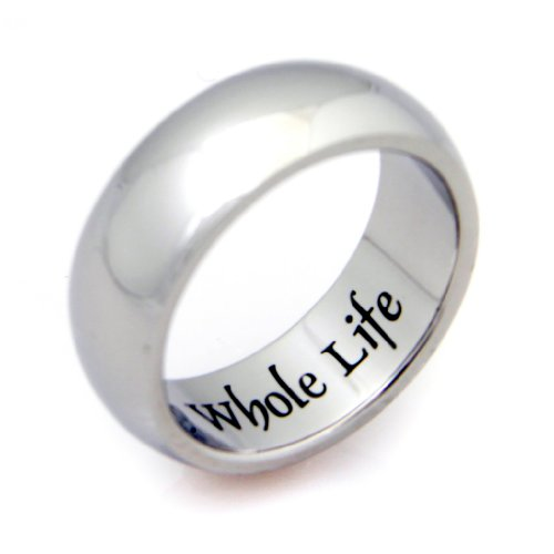 Rings Poesy Promise - My Whole Heart For My Whole Life Ring - Couples Ring - Love Jewelry - Wedding Band