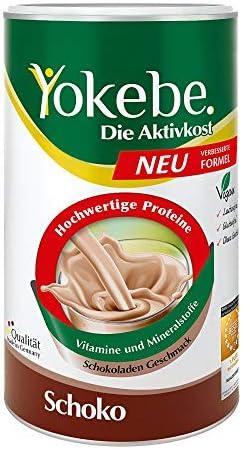 Yokebe Schoko Nf Pulver 500 g