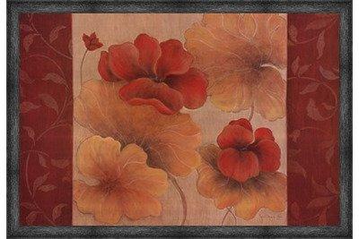 framed-pelargos-i-36x24-inches-art-print-black-barnwood-frame