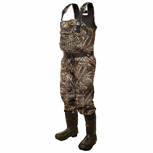 Frogg Toggs Bull Togg 5mm Neoprene Chest Wader, Realtree Max5, Size 13