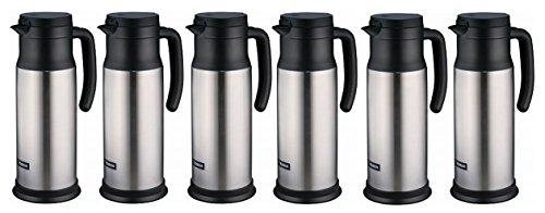 (Zojirushi SH-MAE10 Stainless Vacuum Creamer/Dairy Server, Stainless, 6)