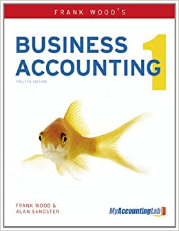 frank wood business accounting volume 1 12th edition free download
