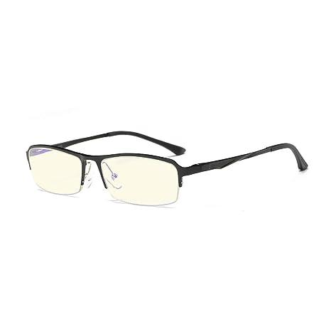 Gafas de sol de moda Anti luz azul Filtro Anti radiación ...