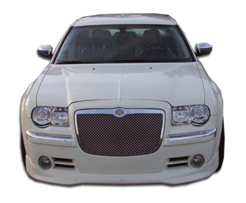 Duraflex Replacement for 2005-2010 Chrysler 300C Elegante Front Lip Under Spoiler Air Dam - 1 Piece