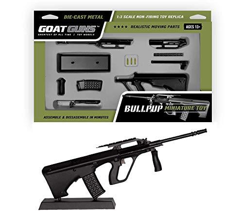 GoatGuns Miniature Bullpup Model Black | 1:3 Scale