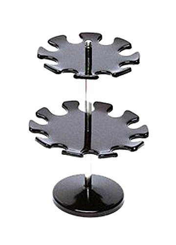 Stamp Rack (Revolving Stamp Rack, Holds 14 Stamps, Two)